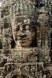 Bayons Angor-Wat-Cambodia Royalty Free Stock Photography