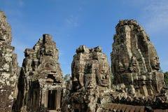 Bayons Kambodża zdjęcia stock