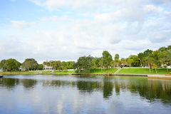Bayou park Royalty Free Stock Photos