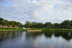 Bayou park Royalty Free Stock Image