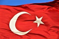 Bayrak. Türk Bayrağı/Turkish Flag Stock Photography