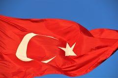 Bayrak. Türk Bayrağı/Turkish Flag Stock Image