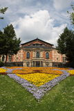 Bayreuth festival Theatre Royalty Free Stock Images