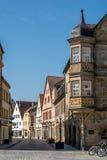 Bayreuth gammal stad Royaltyfri Fotografi
