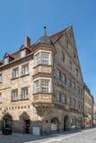 Bayreuth gammal stad Royaltyfri Bild