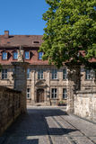Bayreuth historical old town Royalty Free Stock Images
