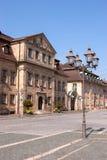 Bayreuth - Jean Paul Platz Fotos de Stock