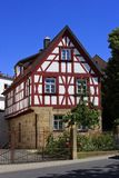 Bayreuth Old town - framework Stock Photo