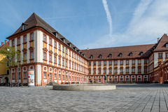 Bayreuth old town - old castle Stock Images