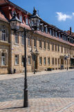 Bayreuth old town 2017 Stock Photography