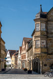 Bayreuth old town Royalty Free Stock Photography