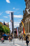 Bayreuth old town Stock Images