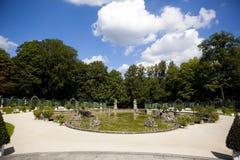 bayreuth slottermitage royaltyfri bild