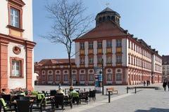 Bayreuth stary miasteczko Zdjęcia Stock