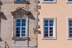 Bayreuth historical building Royalty Free Stock Photos