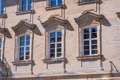 Bayreuth historical building Royalty Free Stock Image