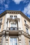 Bayreuth old town - historical building royalty free stock images