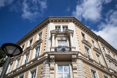 Bayreuth old town - historical building stock photos