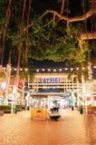 bayside市场迈阿密 库存图片