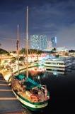 Bayside Marketplace Miami Stock Image
