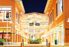 Bayside Marketplace Miami Stock Photo