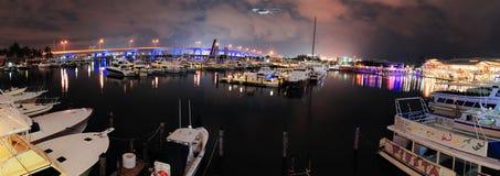 Bayside Marketplace Miami Royalty Free Stock Image