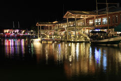 Bayside Marketplace in Miami Stock Photography
