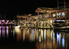 Bayside Marketplace in Miami Royalty Free Stock Photo