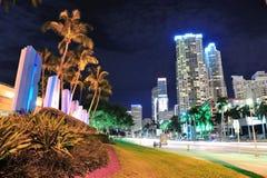 Bayside Markt Miami Stockfotos