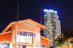 Bayside Markt Miami Stockfoto