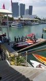 Bayside Miami Photographie stock libre de droits