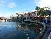 Bayside Miami Lizenzfreies Stockfoto