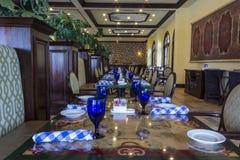 Bayside Restaurant Royalty Free Stock Photos
