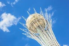 Bayterek a Astana, il Kazakistan immagini stock