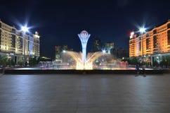 Bayterek Tower in Astana. symbol of Kazakhstan Royalty Free Stock Images