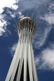 Bayterek wierza w Astana Zdjęcia Stock