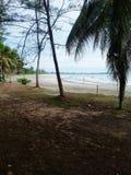 Bayu plaża Zdjęcie Stock