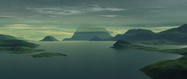 bayview flox panavision x4 Στοκ εικόνες με δικαίωμα ελεύθερης χρήσης