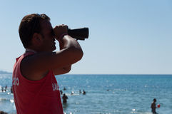 Baywatch Stockfoto