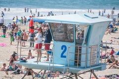 Baywatch-Turm Lizenzfreies Stockfoto