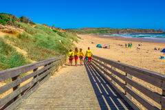 Baywatch Royalty Free Stock Photography