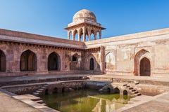 Baz Bahadur Palace Foto de archivo