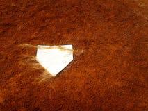 Baza Domowa dla baseballi Śródpolnych sportów obrazy royalty free
