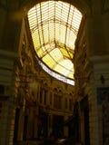 Bazaar θέση αγοράς της Νάπολης Napoli arcade Στοκ εικόνες με δικαίωμα ελεύθερης χρήσης