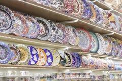 bazaar μεγάλη Κωνσταντινούπολη Στοκ φωτογραφία με δικαίωμα ελεύθερης χρήσης