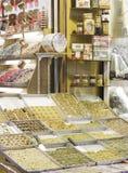 bazaar μεγάλη Κωνσταντινούπολη Στοκ Εικόνα