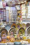 bazaar μεγάλη Κωνσταντινούπολη Στοκ εικόνα με δικαίωμα ελεύθερης χρήσης