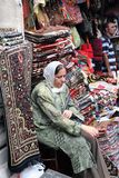 Bazaar της Κωνσταντινούπολης, Τουρκία Στοκ εικόνες με δικαίωμα ελεύθερης χρήσης