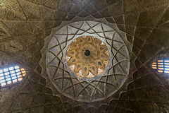 Bazaar architecture in Yazd Stock Photos