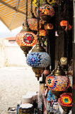 Bazaar details in Mostar, Bosnia Royalty Free Stock Images